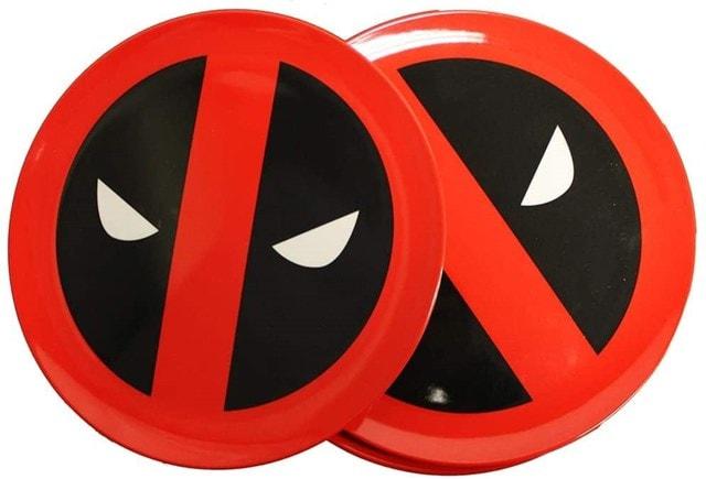 Deadpool: Set Of 4 Melamine Plates - 1