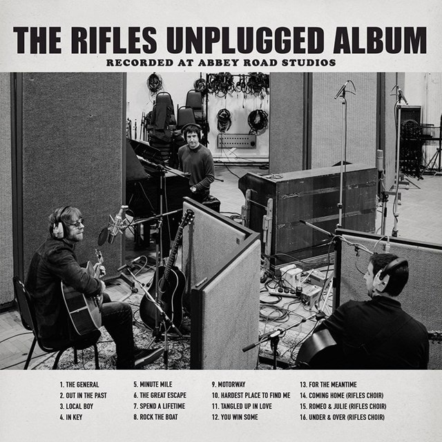 Unplugged Album: Recorded at Abbey Road Studios - 1