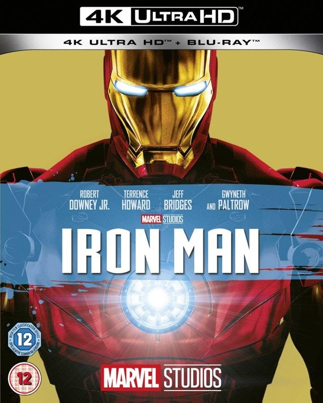 Iron Man - 1