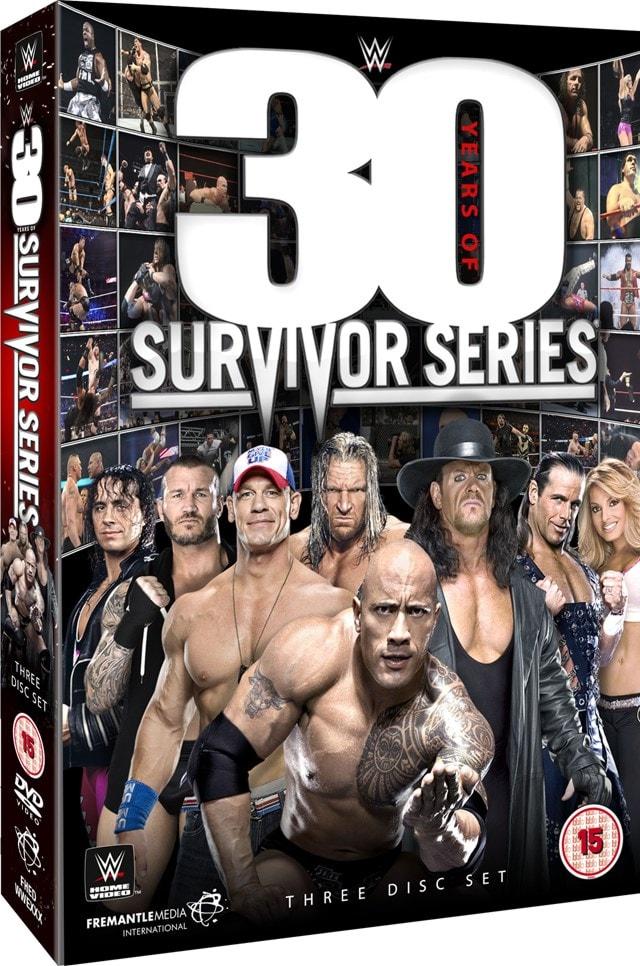 WWE: 30 Years of Survivor Series - 1