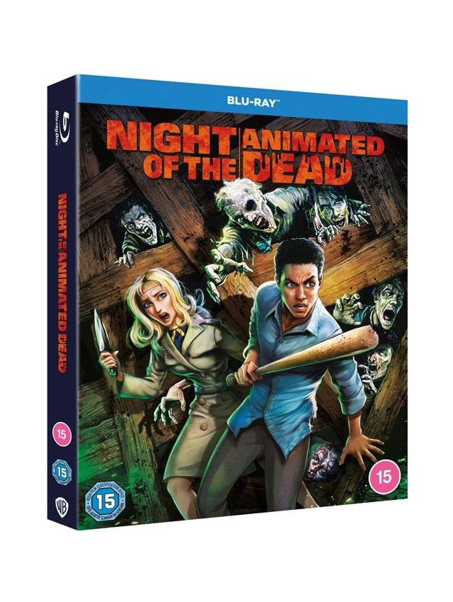 Night of the Animated Dead (hmv Exclusive) - 1