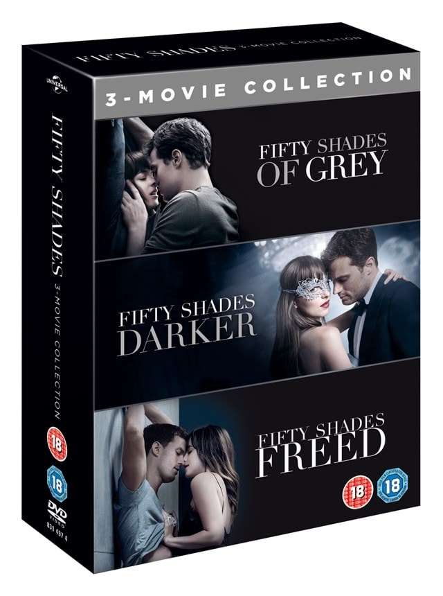 Fifty Shades: 3-movie Collection - 2