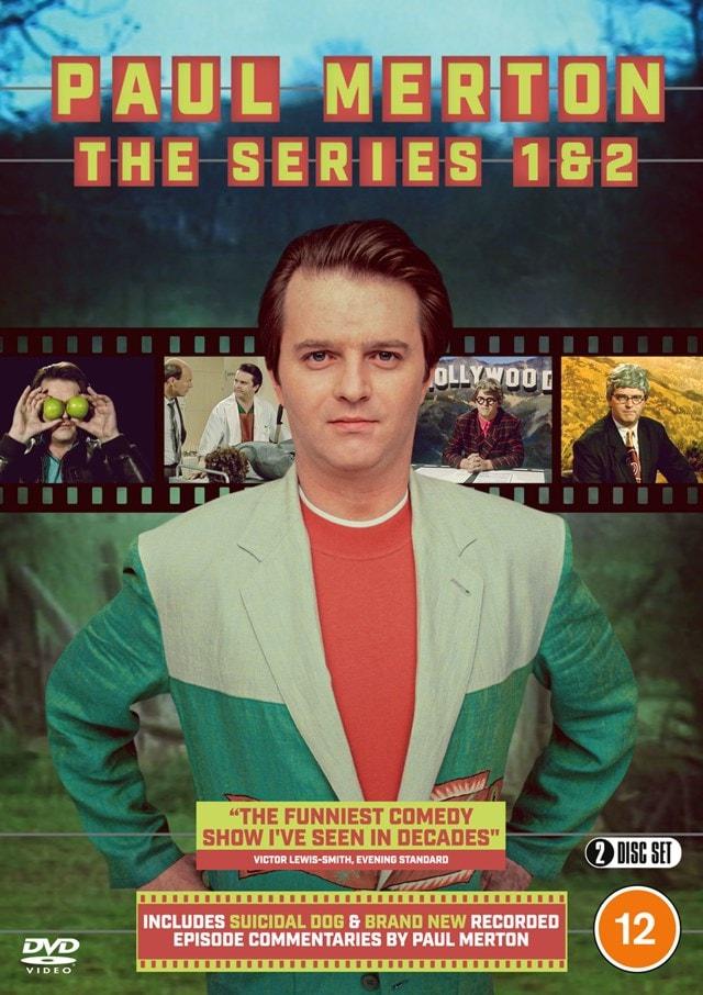 Paul Merton: Series 1-2 - 1