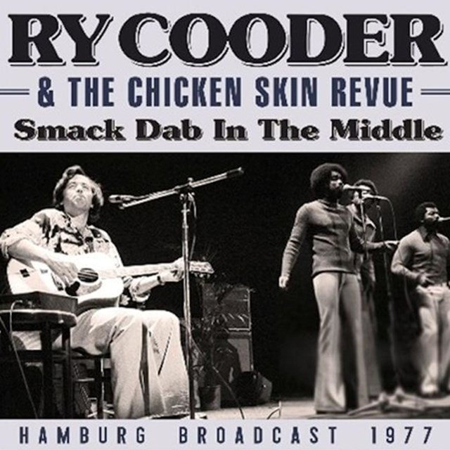 Smack Dab in the Middle: Hamburg Broadcast 1977 - 1
