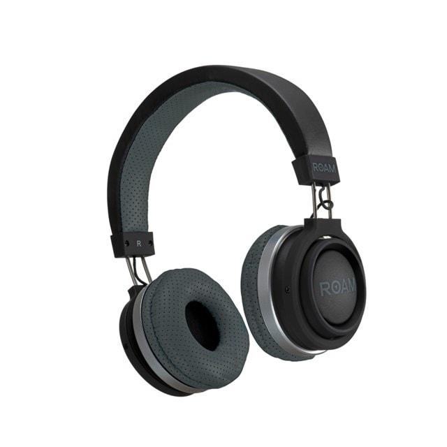 Roam Sport Bluetooth Headphones (hmv Exclusive) Various Colours (Black) - 1