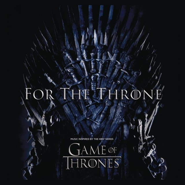 For the Throne: Music Inspired By the HBO Series 'Game of Thrones' - 1