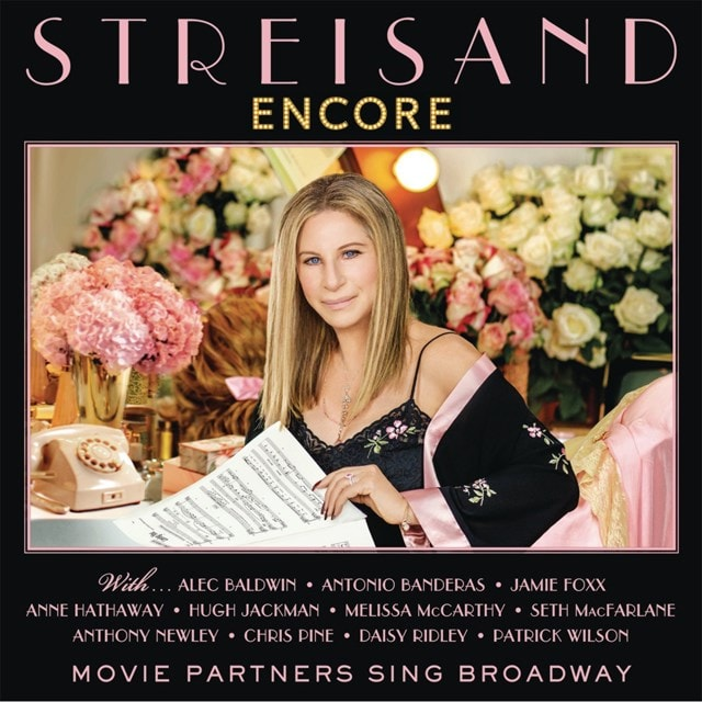 Encore: Movie Partners Sing Broadway - 1