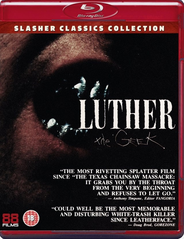 Luther the Geek - 1