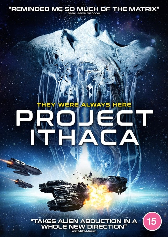 Project Ithaca - 1