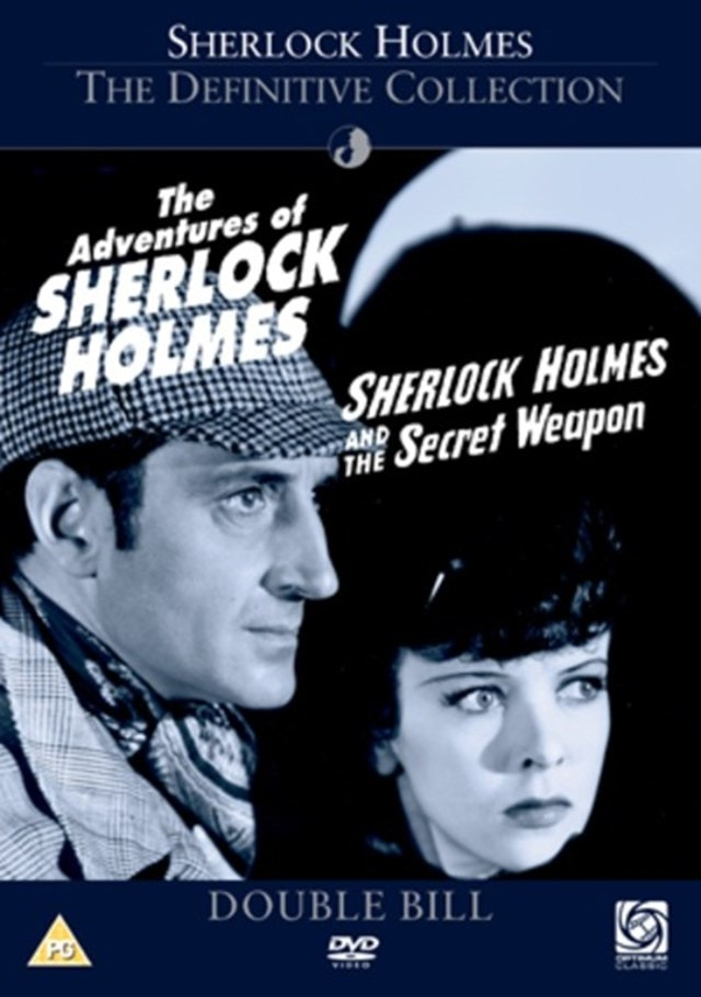 Sherlock Holmes: The Adventures Of/ And The Secret Weapon - 1
