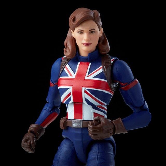 Marvel's Captain Carter: Hasbro Marvel Legends Series Action Figure - 4