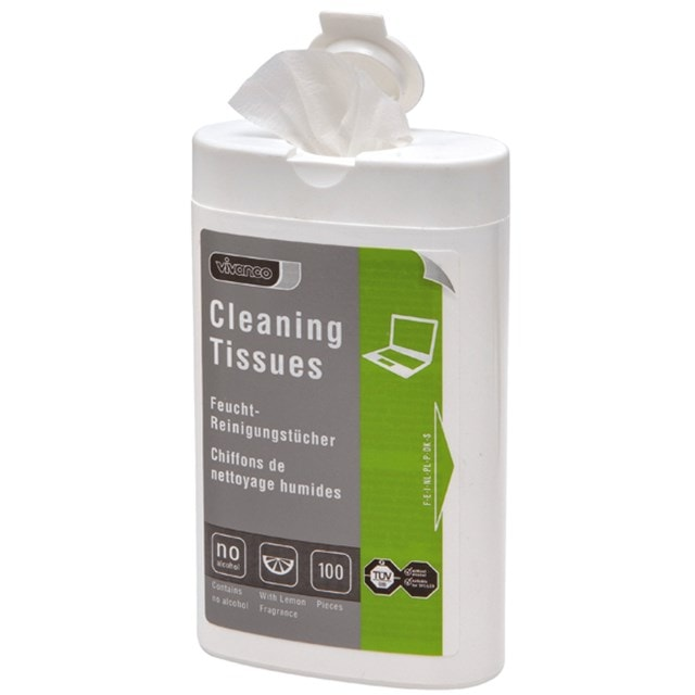 Vivanco Screen Cleaning Tissues - 1