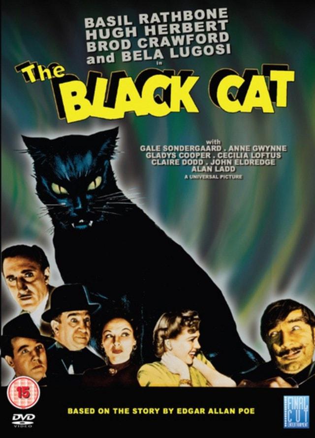 The Black Cat - 1
