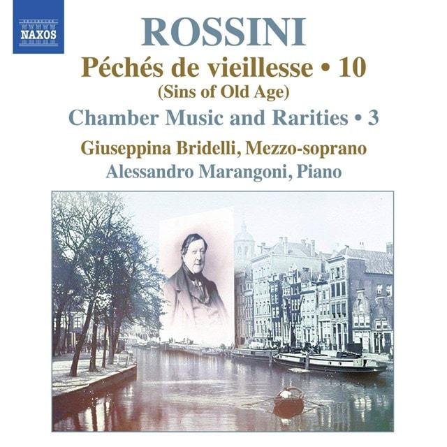 Rossini: Peches De Vieillesse 10 (Sins of Old Age) - Volume 10 - 1