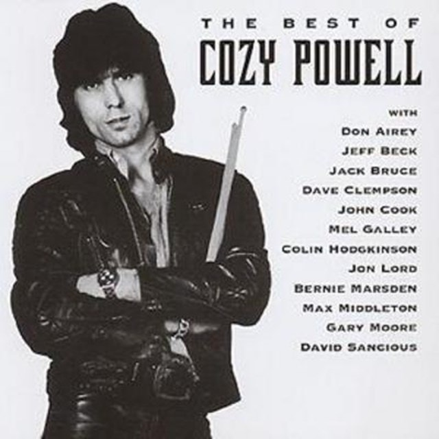 The Best Of Cozy Powell - 1