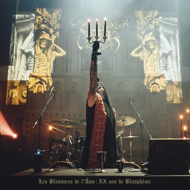 Les Blessures De L'ame : XX Ans De Blaspheme - 1
