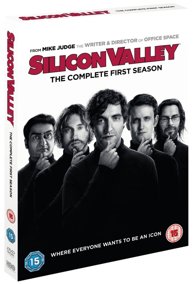Silicon Valley: The Complete First Season - 2