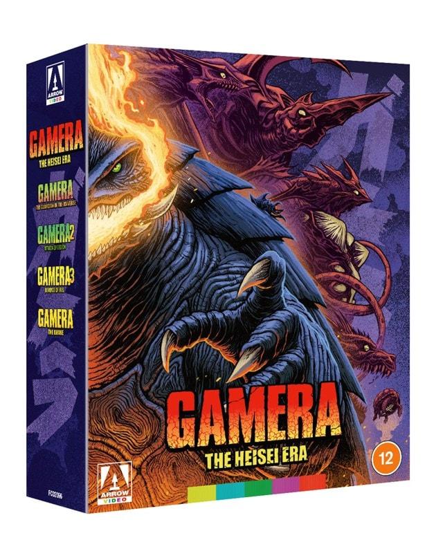 Gamera: The Heisei Era - 2