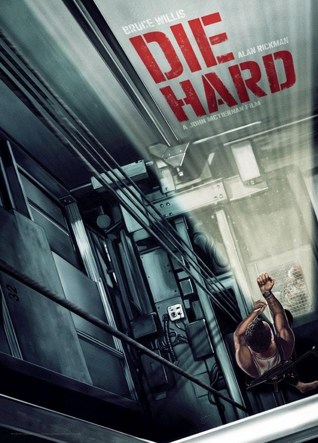 Die Hard Limited Edition Print - 1