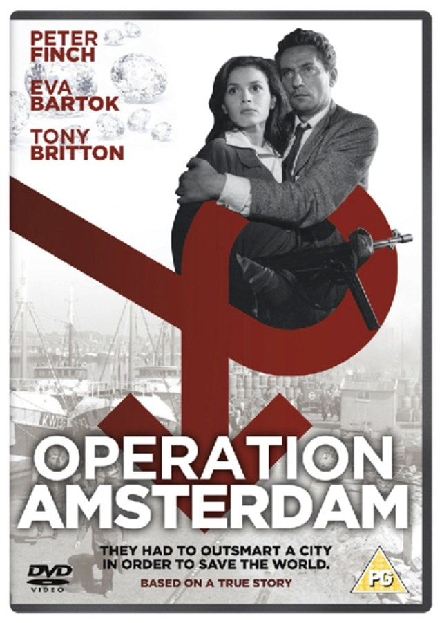 Operation Amsterdam - 1