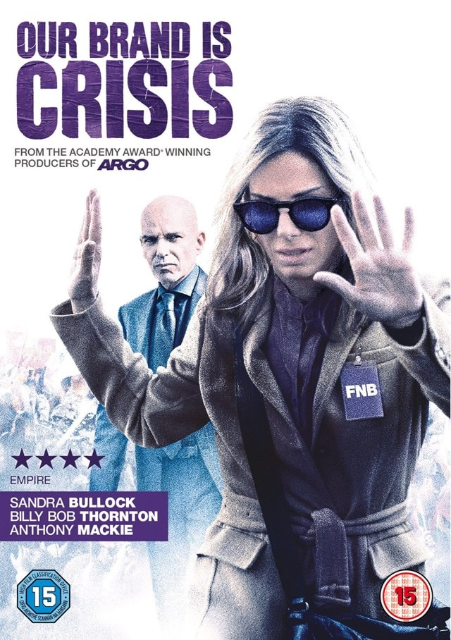 Our Brand Is Crisis - 1