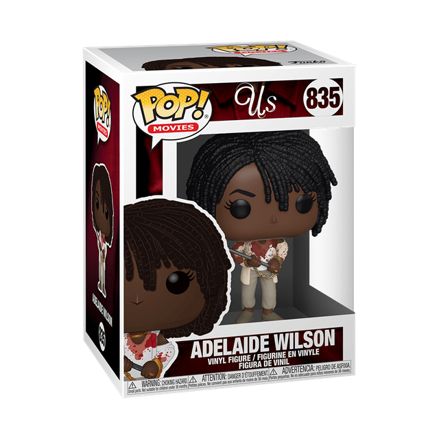 Adelaide with Chains and Fire Poker (835) Us Pop Vinyl - 2