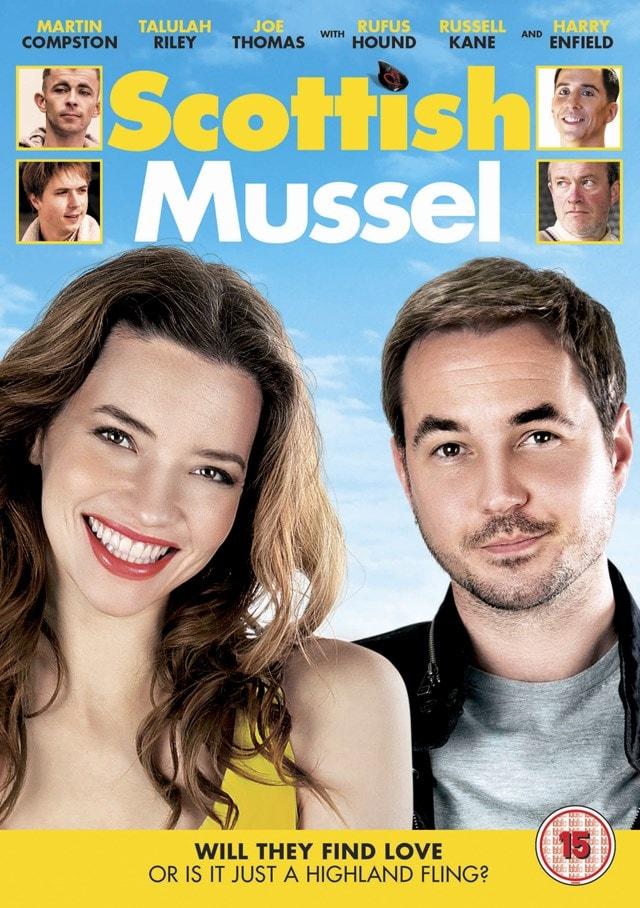 Scottish Mussel - 1