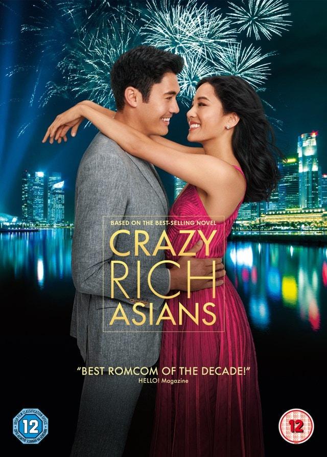 Crazy Rich Asians - 1