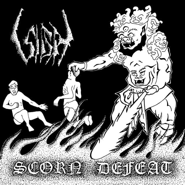 Scorn Defeat - 1