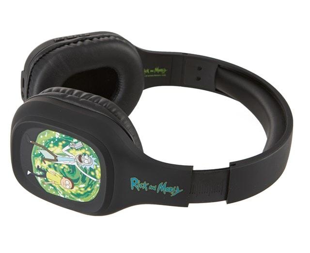 Lazerbuilt Rick & Morty Portal Bluetooth Headphones - 4