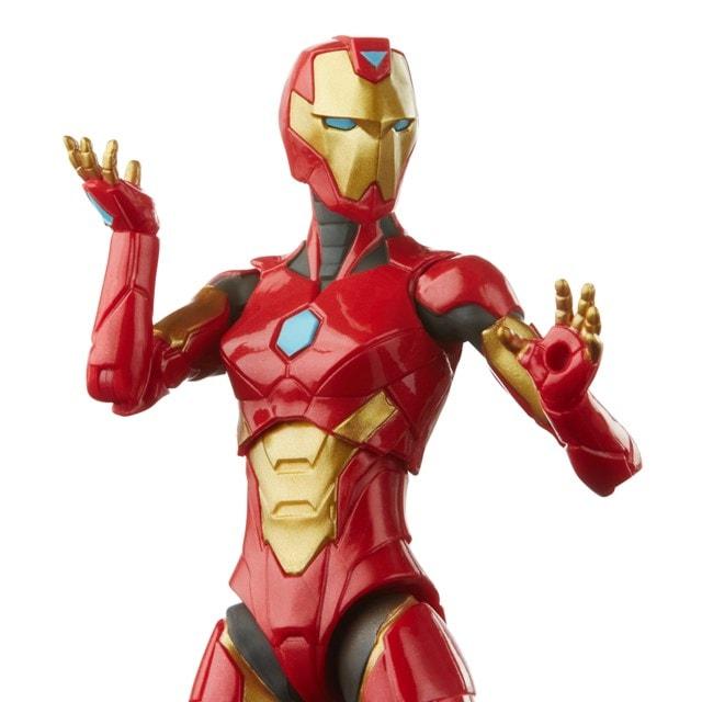 Hasbro Marvel Legends Series Ironheart Action Figure - 10