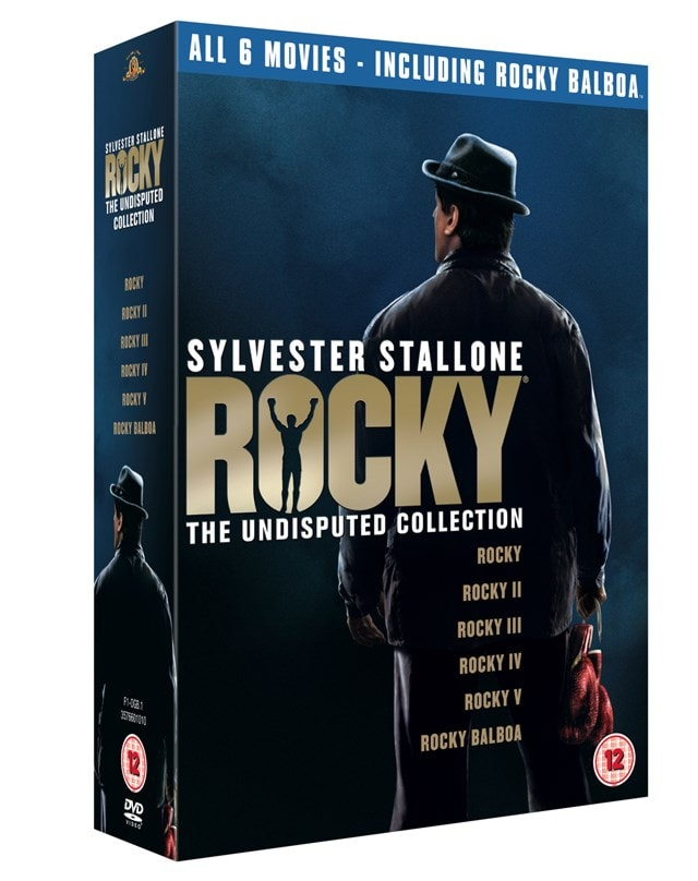 Rocky: The Undisputed Collection - 2