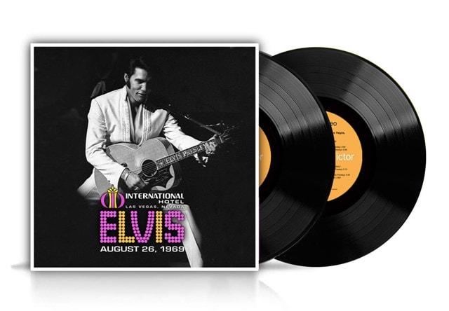 Live at the International Hotel, Las Vegas, Nevada: August 26, 1969 - 1