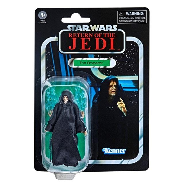 Emperor Return Of The Jedi: Star Wars Vintage Collection Action Figure - 11