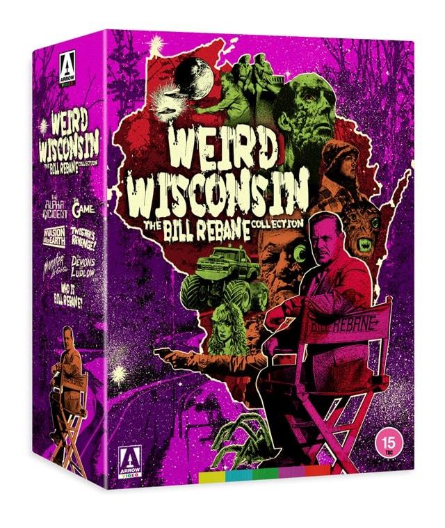 Weird Wisconsin: The Bill Rebane Collection - 2