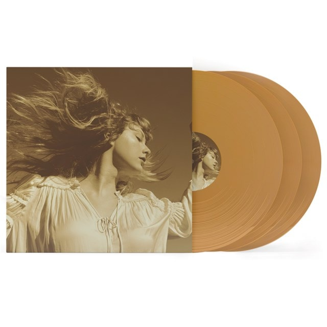 Fearless (Taylor's Version) - Gold Vinyl - 1