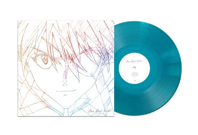 One Last Kiss EP: Music from the Evangelion Movies - 1