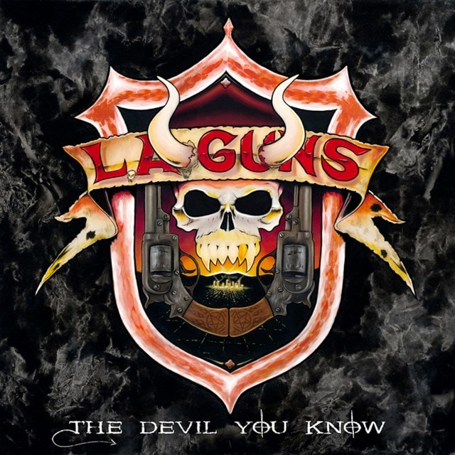 The Devil You Know - 1