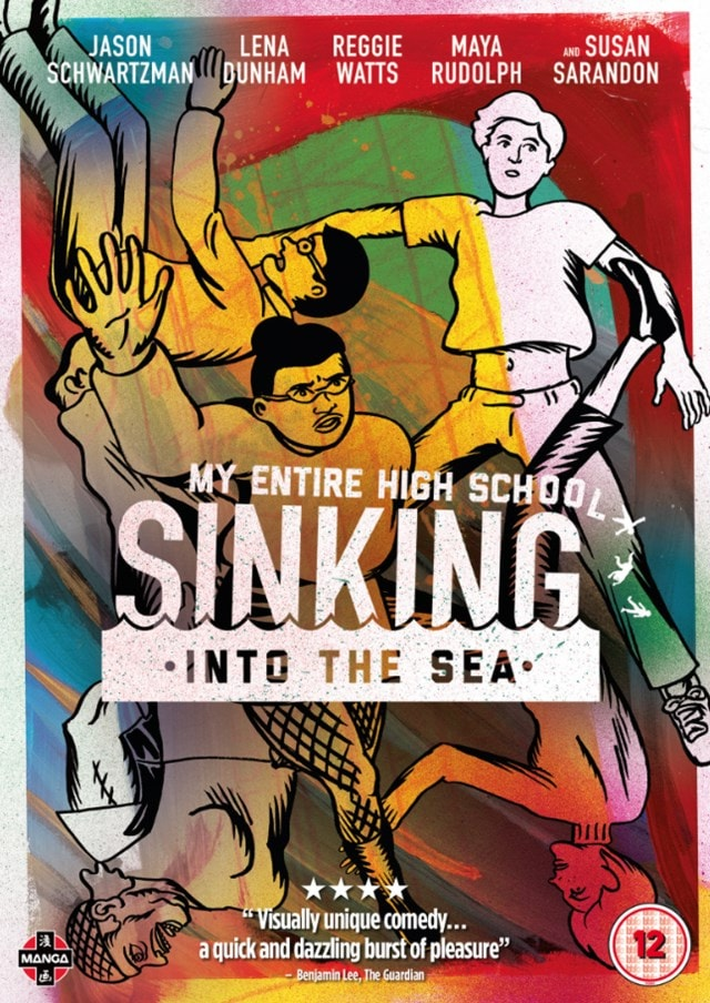 My Entire High School Sinking Into the Sea - 1