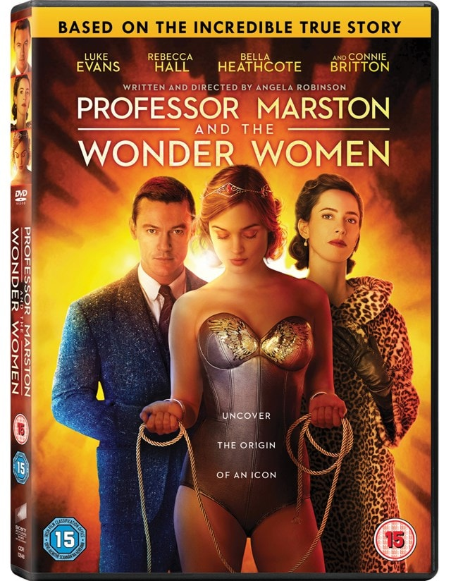 Professor Marston and the Wonder Women - 2