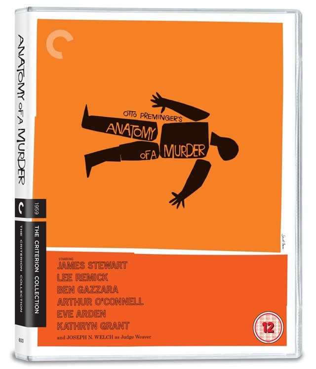 Anatomy of a Murder - The Criterion Collection - 2