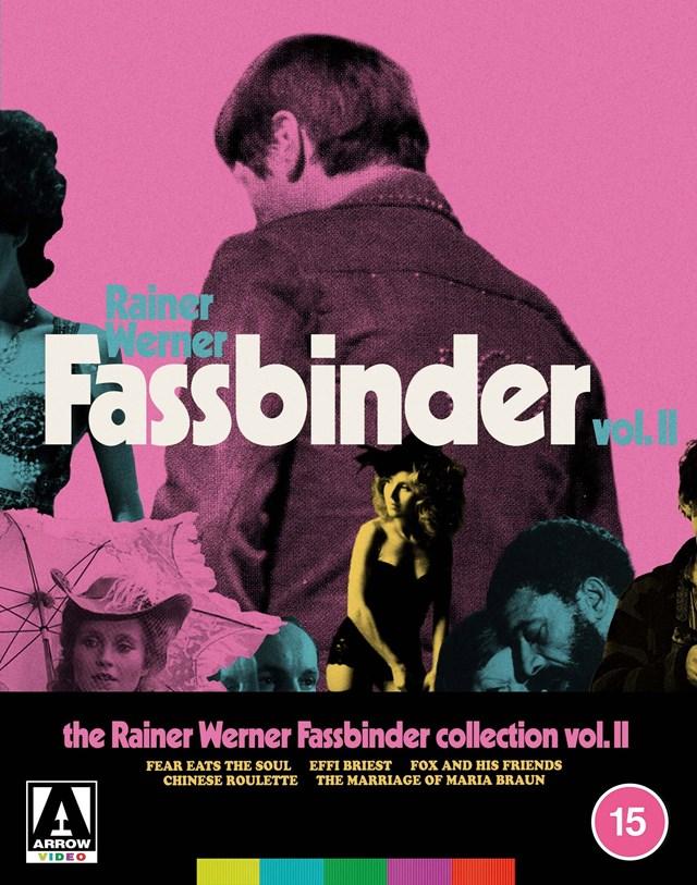 Rainer Werner Fassbinder Collection - Volume 2 - 1
