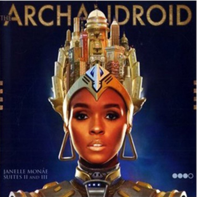 The Archandroid - 1