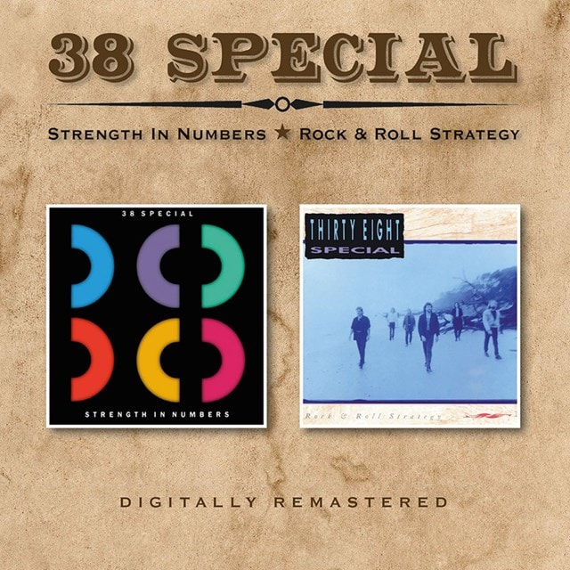 Strength in Numbers/Rock & Roll Strategy - 1