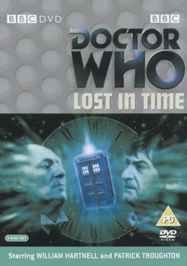 Doctor Who: Lost in Time - 1