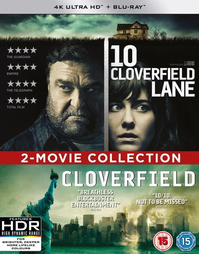 Cloverfield/10 Cloverfield Lane - 1