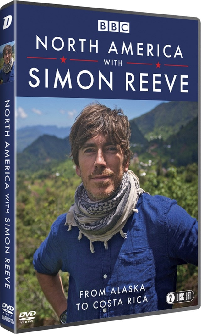 North America With Simon Reeve - 2