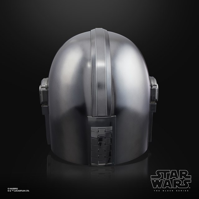 The Mandalorian Electronic Helmet: Star Wars Black Series - 3