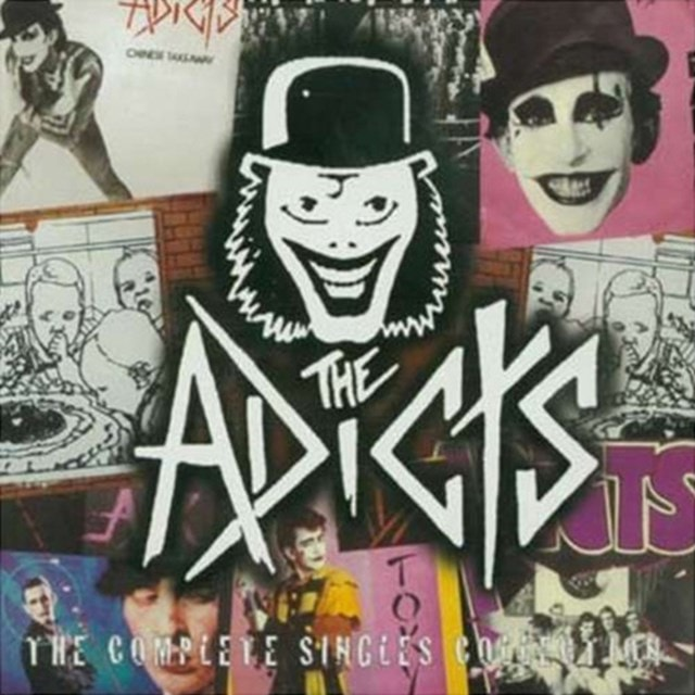 The Complete Adicts Singles Collection - 1