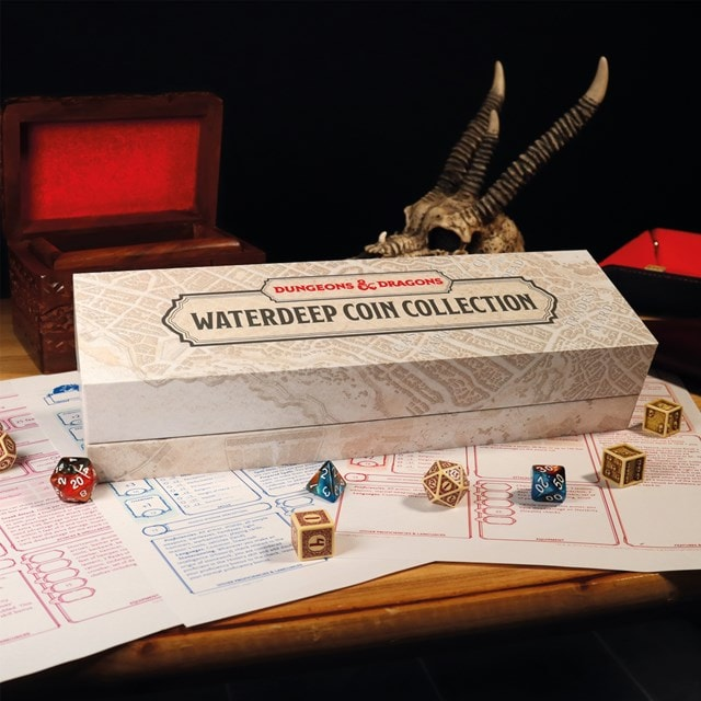 Dungeons & Dragons Replica Coin Set - 5